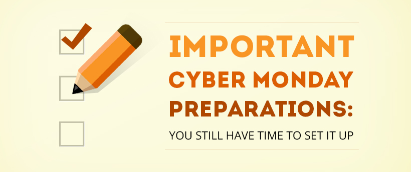 You still have time to prepare for Cyber Monday