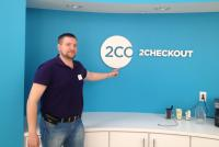 Alex at 2Checkout HQ