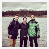 Richard, Tony and Alex