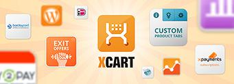 New X-Cart 5 modules of July 2014