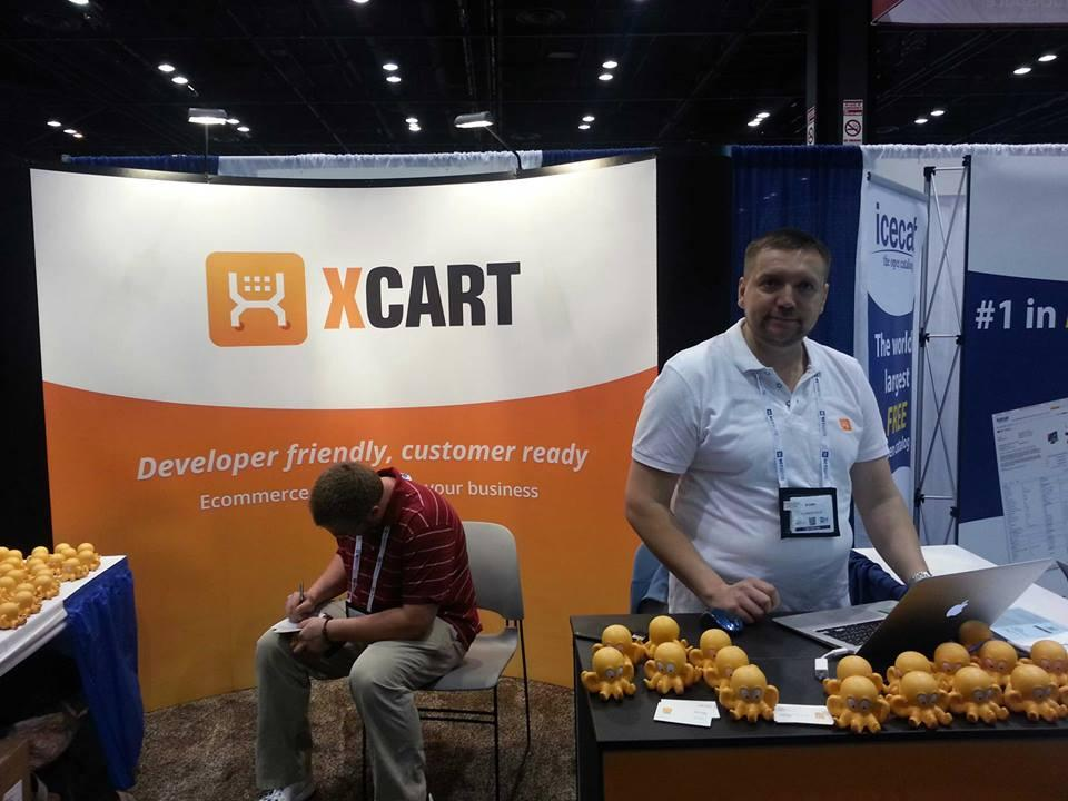 X-Cart Booth