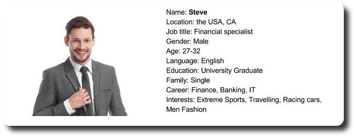 Buyer Persona-Steve