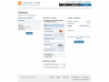 One page checkout credit card form