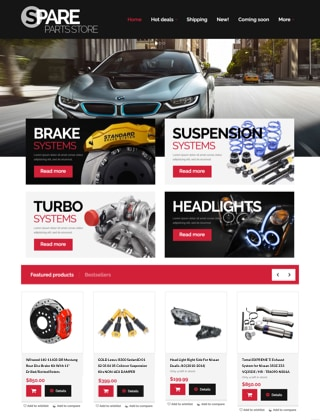 Sell Car For Parts >> Sell Auto Parts Online Automotive Ecommerce X Cart