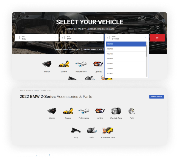 Another screenshot from CARiD.com