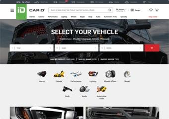 CARiD store