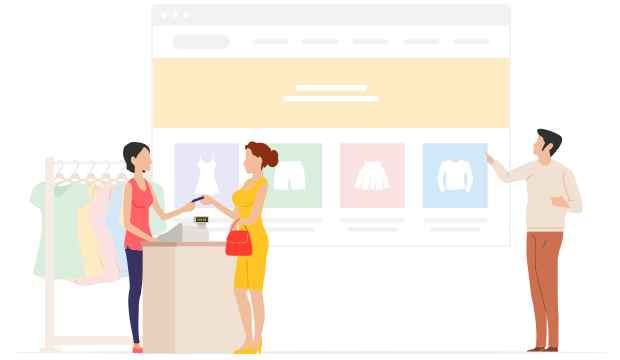 Highly-Scalable eCommerce Solution for Online & Offline Retail