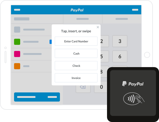 Capture Payments On The Go