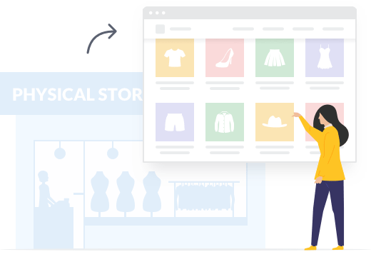 Moving Your Brick and Mortar Store Online