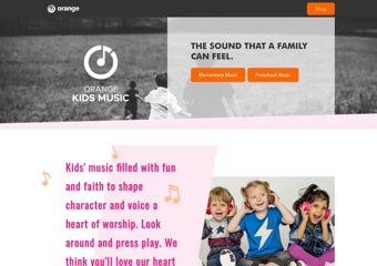 Orange Kids Music