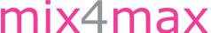 mix4max logo