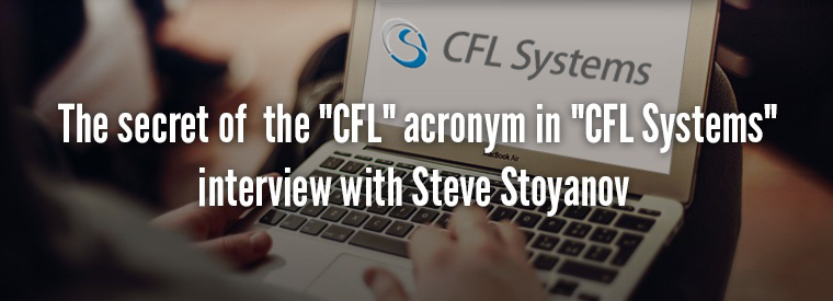 """The secret of the """"CFL"""" acronym in """"CFL systems"""": Interview with Steve Stoyanov and several new modules for X-Cart 5"""