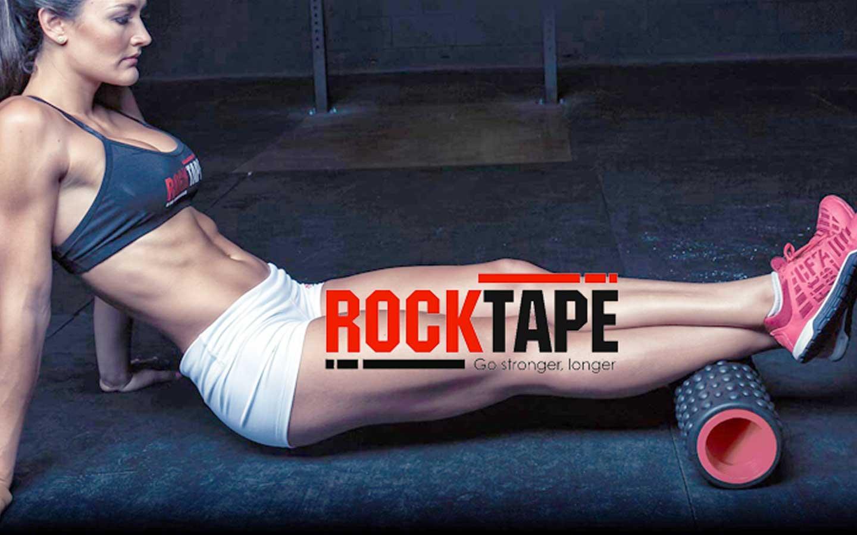 VSA Fitness' RockTape