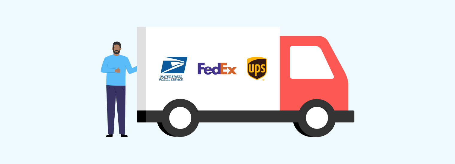 The Best Shipping Services for Your Small eCommerce Business Compared [2021]