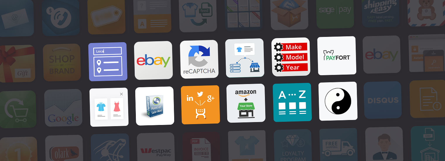 X-Cart Apps & Themes Roundup: Google reCaptcha, Make/Model/Year, Products Map and more