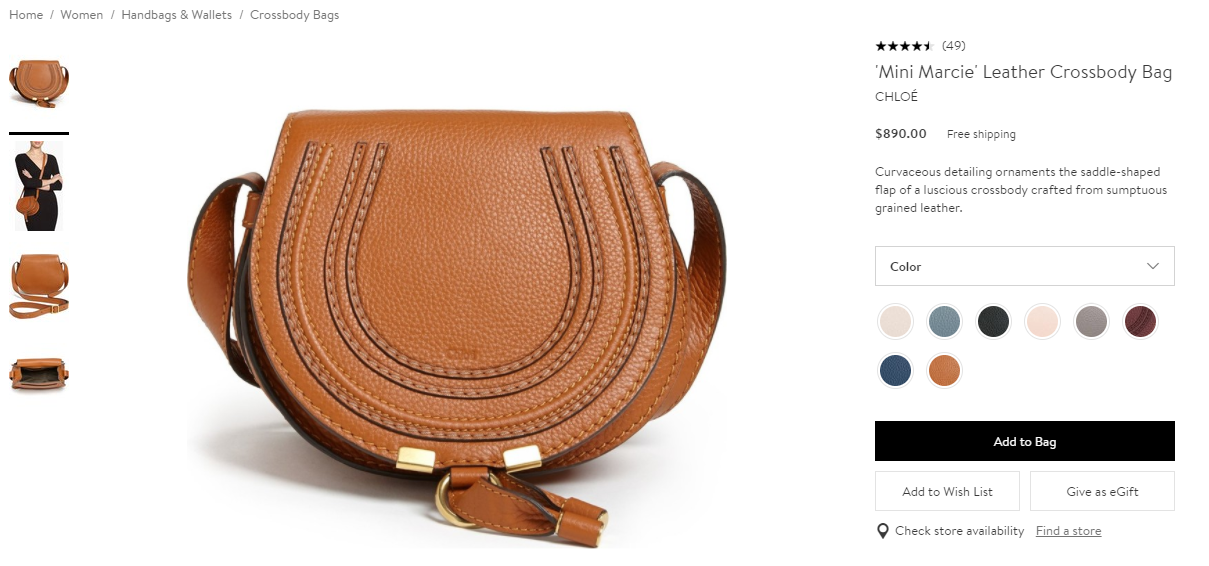 Nordstrom's High Resolution Photos