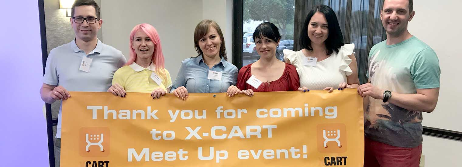 X-Cart Trip to America: Three Cities in Just Two Weeks. We've Done It! See How… [32 photos]
