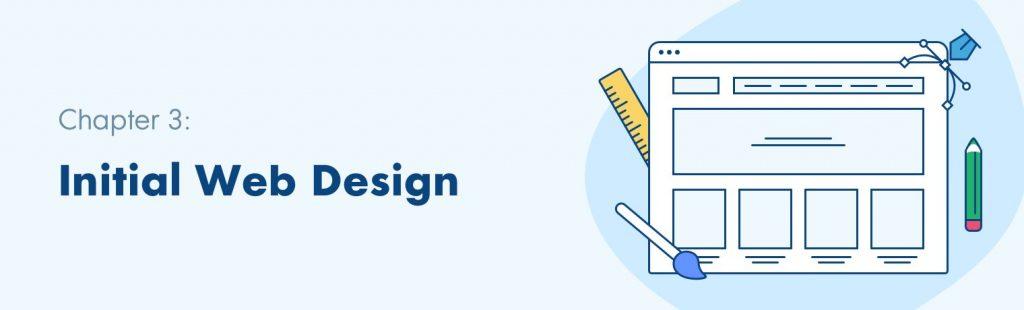 Initial Web Design