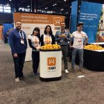 X-Cart team at IRCE 2017