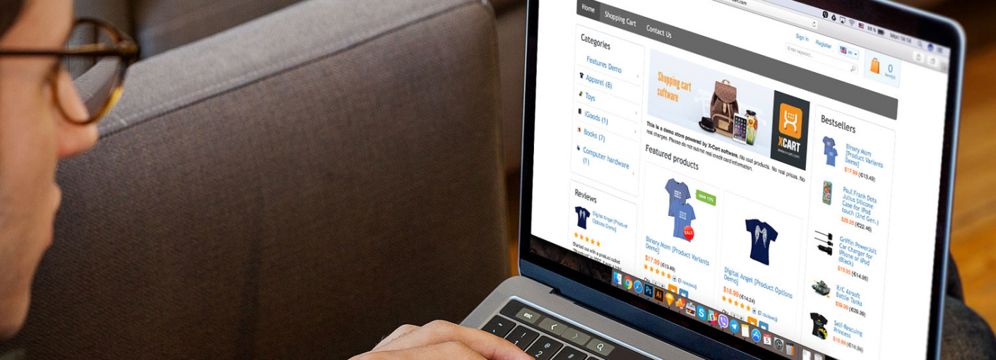 X-Cart v4.7.8: Facebook E‑commerce, Mandrill, Amazon Feeds, Shipping Easy