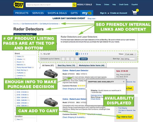BestBuy website