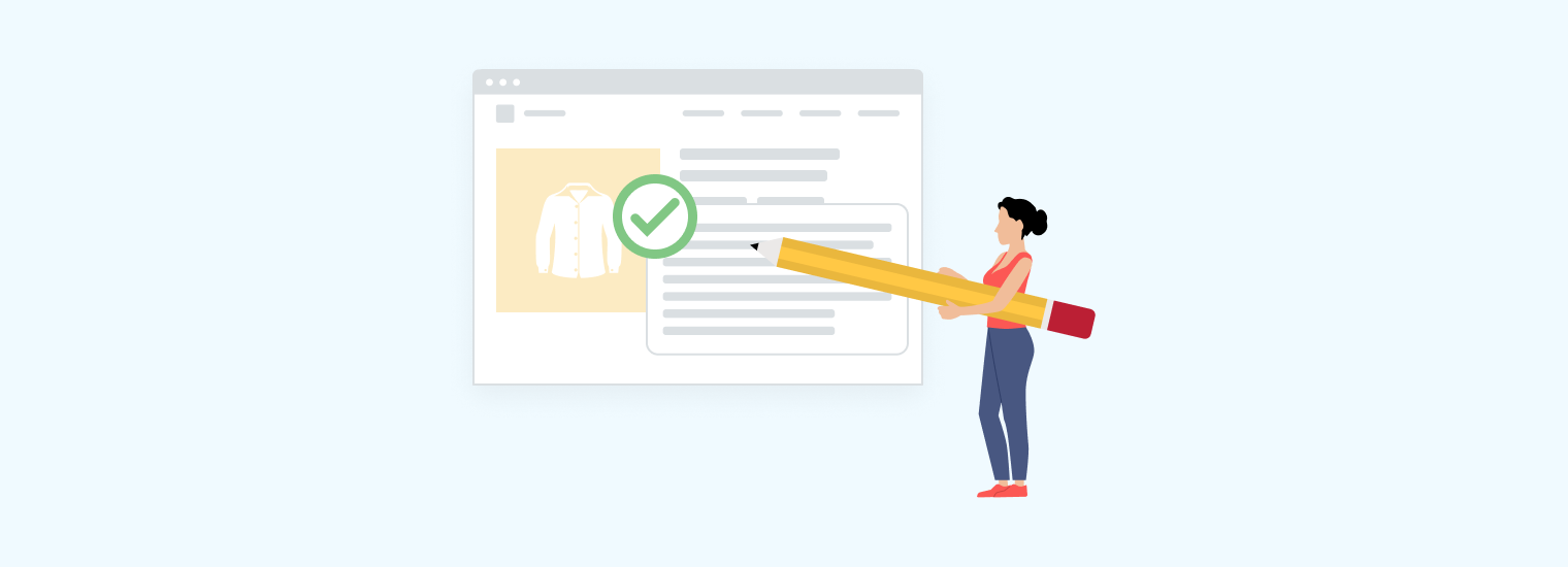 How to Write Great Product Descriptions for your Online Store in 8 Steps