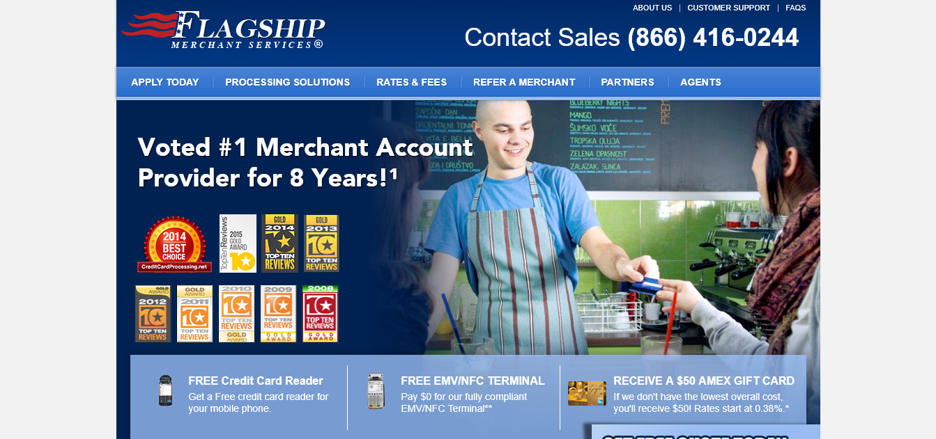 Flagship Merchant Services