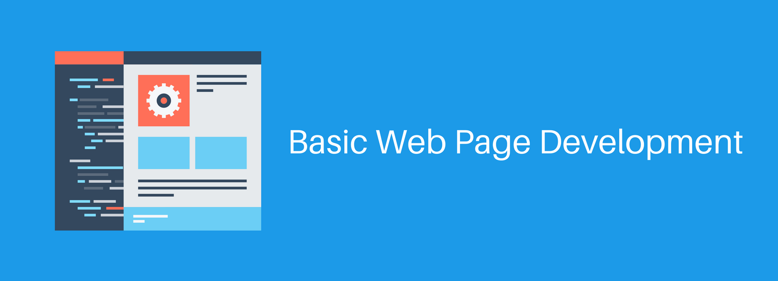 Basic Webpage Development