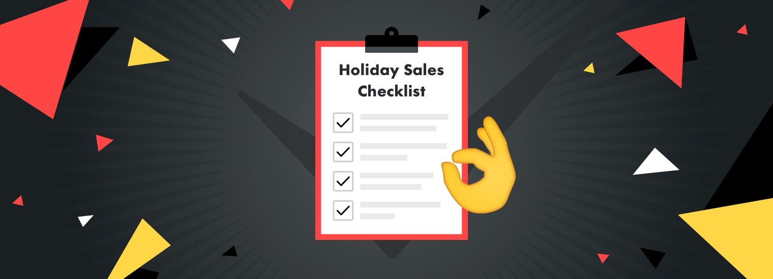Rock the Holiday Sales Season: Checklist and Recommended Apps