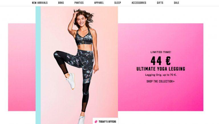 Victoria's Secret Website
