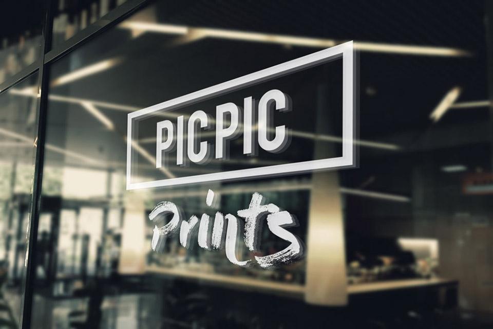 Brick and mortar store of Pic Pic Prints