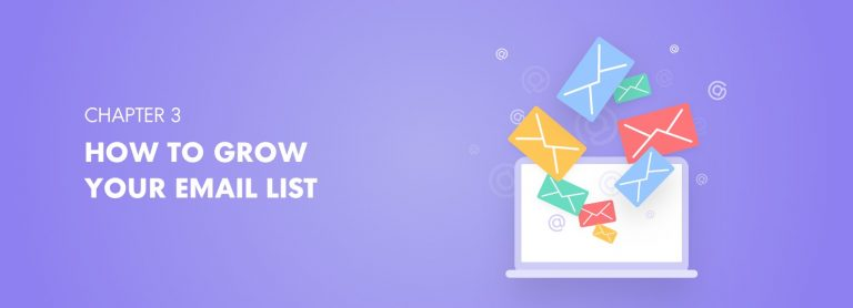 13 Ways to Build Your Email List From the Ground up