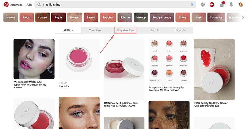 Lipshine on Pinterest
