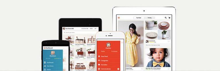 Etsy mobile app