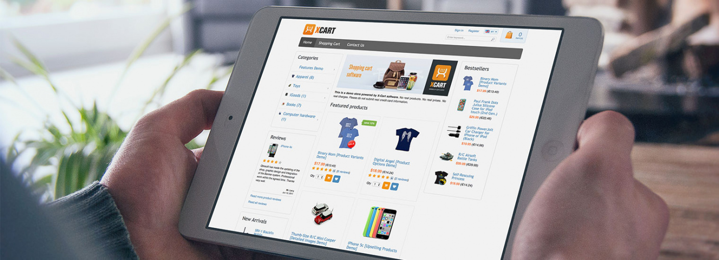 X-Cart v4.7.9: Skrill and PayPal updates, Store Notifications, SEO, Bug Fixes