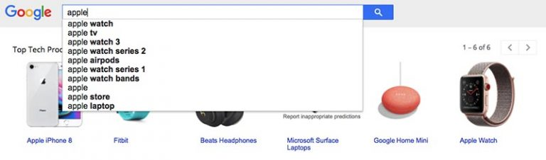 Google Shopping Comparison Shopping Engine