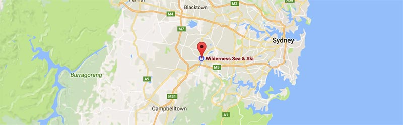 Wilderness physical store