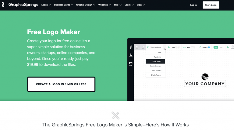 GraphicSprings brand maker