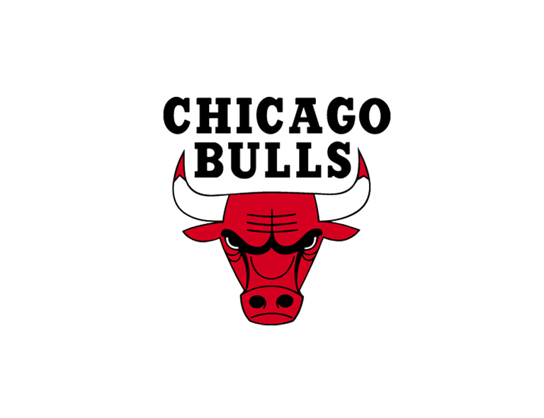 Chicago bulls logo design