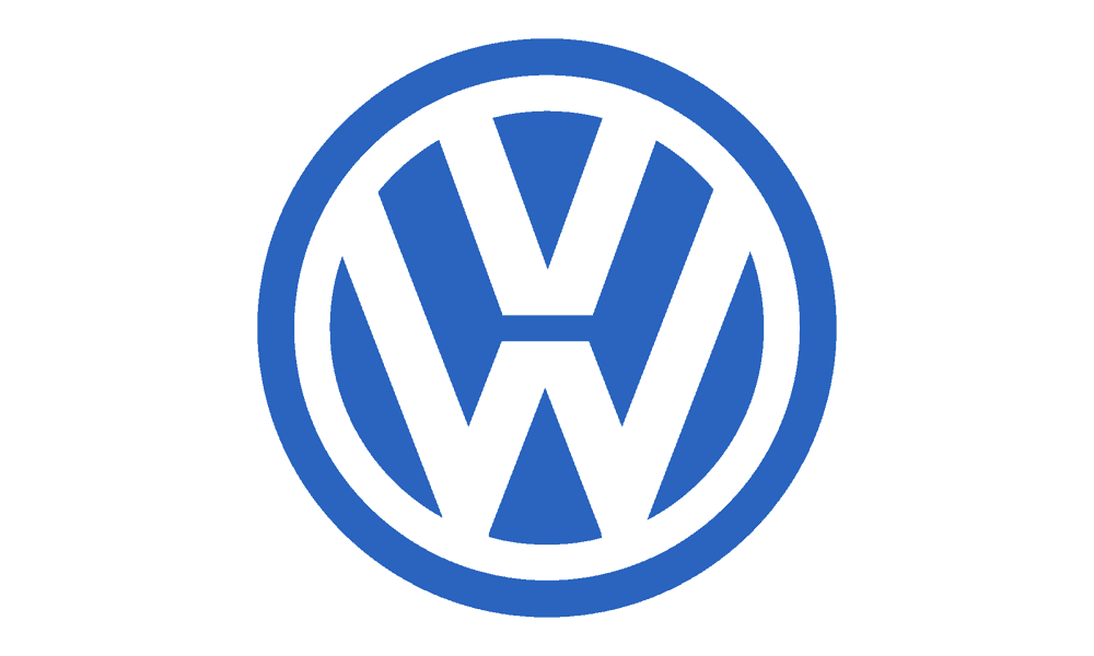 Volkswagen best logo design