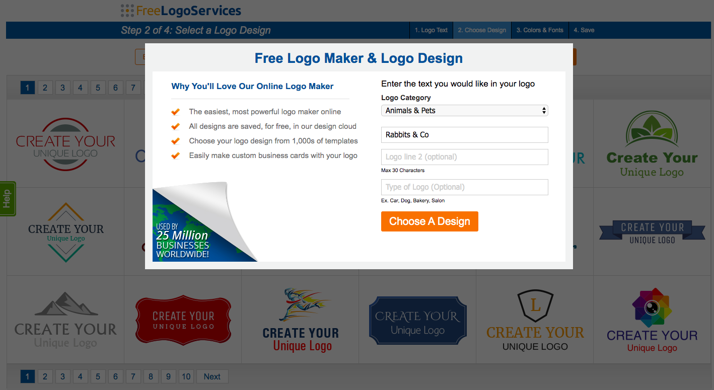Free Logo Maker & Logo Design