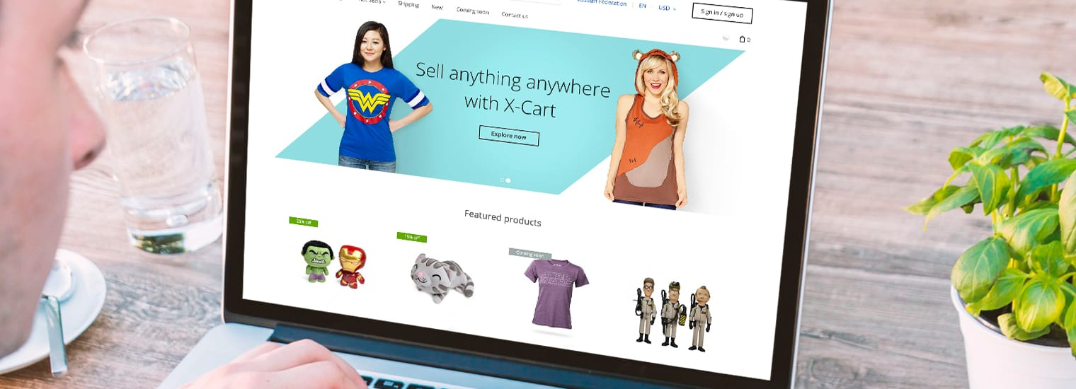 7 Best Online Stores Built on X-Cart, And What You Can Learn From Them
