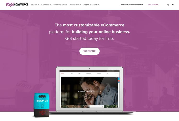WooCommerce Online Store Builder