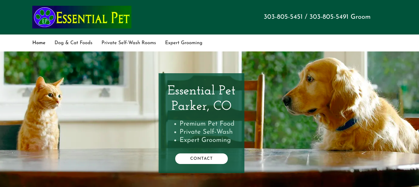 essential pet llc