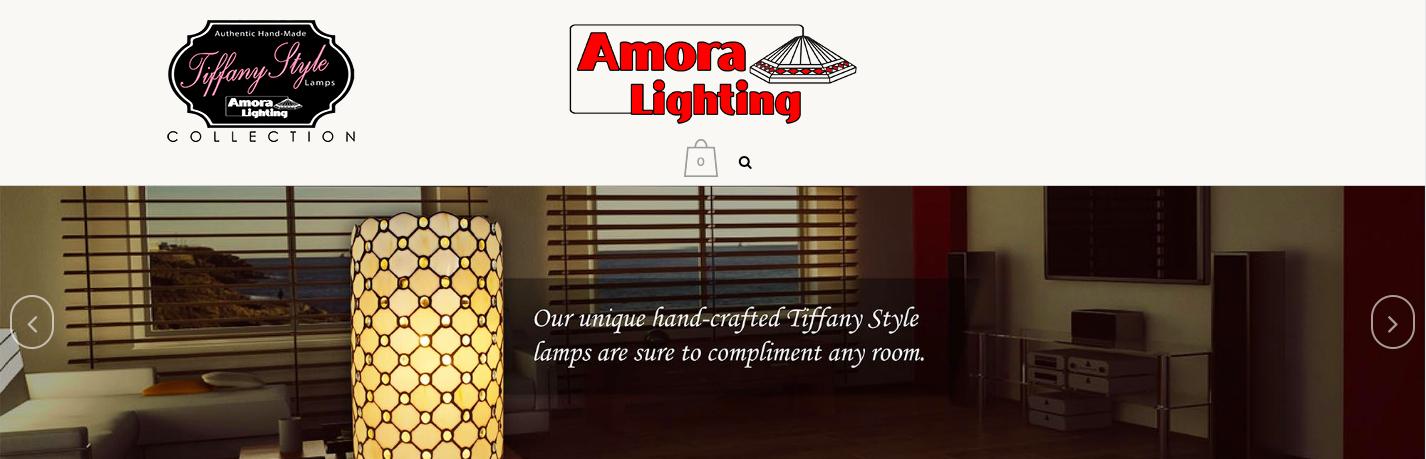 amora lighting