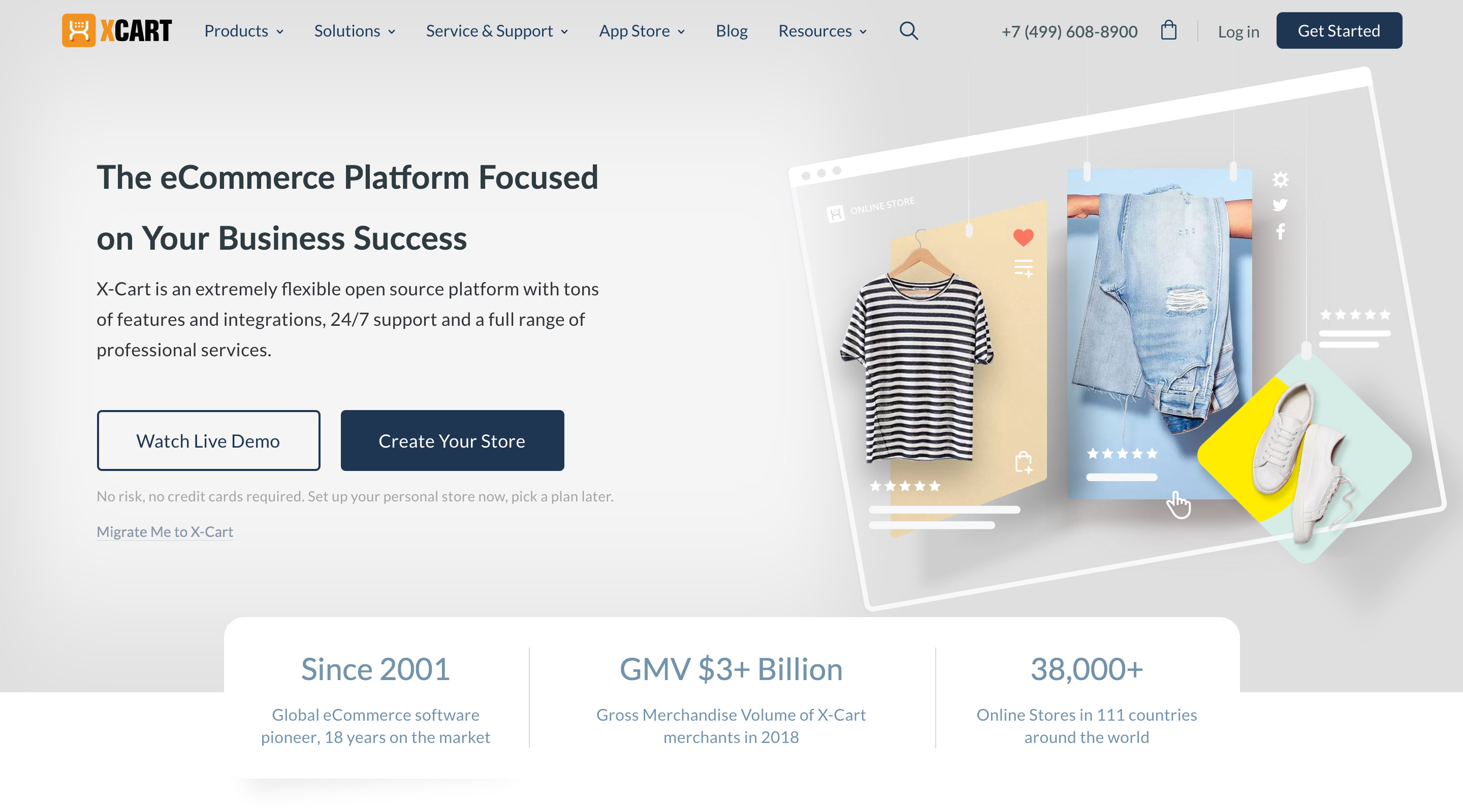 1 eCommerce PHP Shopping Cart Software [1M SKU Open-Source
