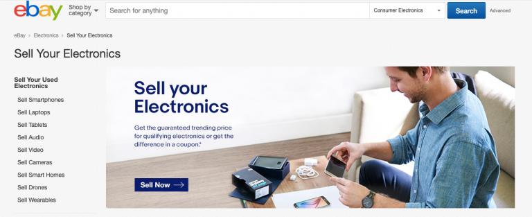 eBay electronics