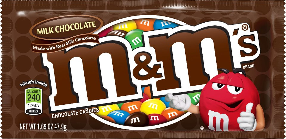 Image result for m&m's usp