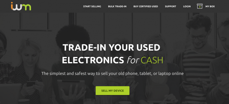 ItsWorthMore trade-in used electronics for cash
