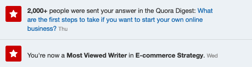 quora top writer